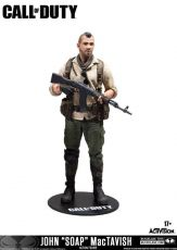 Call of Duty Akční Figure John 'Soap' MacTavish 15 cm
