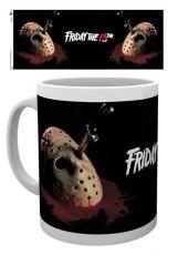 Friday the 13th Hrnek 13th Mask