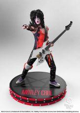 Mötley Crüe Rock Iconz Soška 1/9 Nikki Sixx 22 cm