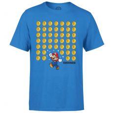 Nintendo Tričko Coin Drop Velikost XL