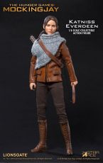 The Hunger Games Catching Fire MFM Akční Figure 1/6 Katniss Everdeen Hunting Ver. 30 cm