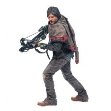 The Walking Dead Deluxe Akční Figure Daryl Dixon 25 cm
