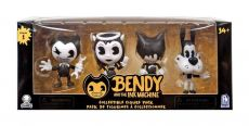 Bendy and the Ink Machine PVC Figures 4-Pack Series 1 7 cm