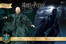 Harry Potter Akční Figure 2-Pack 1/8 Dementor & Voldemort 16-23 cm