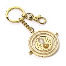 Harry Potter Keychain Time Turner (silver plated)