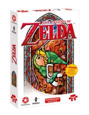 The Legend of Zelda Jigsaw Puzzle Link Adventurer