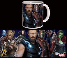 Avengers Hrnek Guardians & Thor