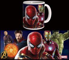 Avengers Hrnek Spider-Man