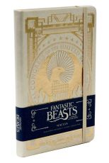 Fantastic Beasts Hardcover Ruled Deník MACUSA