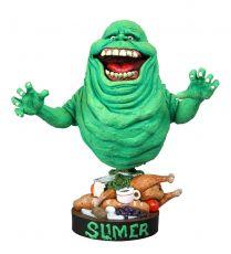 Ghostbusters Head Knocker Bobble-Head Slimer 18 cm