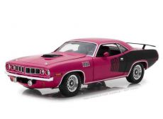 Gone in 60 Seconds Kov. Model 1/18 1971 Plymouth Hemi Cuda