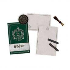 Harry Potter Deluxe Stationery Set Zmijozel