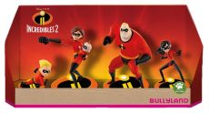 Incredibles 2 Dárkový Box with 4 Figures 4-9 cm