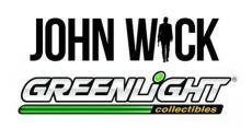 John Wick Kov. Model 1/43 1969 Ford Mustang BOSS 429