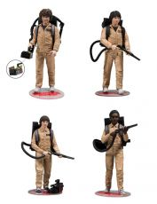 Stranger Things Akční Figure 4-Pack Ghostbusters 15 cm