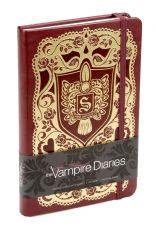 Vampire Diaries Hardcover Ruled Deník Logo