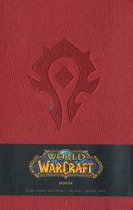 World of Warcraft Hardcover Ruled Deník Horde