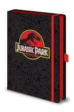Jurassic Park Premium Poznámkový Blok A5 Classic Logo