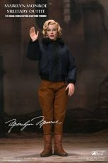 Marilyn Monroe My Favourite Legend Akční Figure 1/6 Military Outfit 29 cm