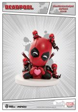 Marvel Comics Mini Egg Attack Figure Deadpool Day Dream 6 cm