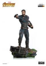 Avengers Infinity War BDS Art Scale Soška 1/10 Captain America 23 cm