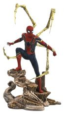 Avengers Infinity War Marvel Movie Gallery PVC Soška Iron Spider-Man 23 cm