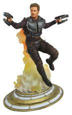 Guardians of the Galaxy Vol. 2 Marvel Movie Gallery PVC Soška Maskless Star-Lord 28 cm
