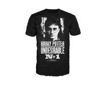 Harry Potter Tričko Undesirable No. 1 Velikost M