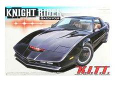 Knight Rider Plastic Modelkit 1/24 Pontiac Transam Knight Rider K.I.T.T. Season 4