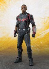 Avengers Infinity War S.H. Figuarts Akční Figure Falcon Tamashii Web Exclusive 15 cm