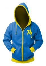 Fallout Hooded Mikina Vault 76 Velikost XL