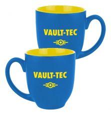 Fallout Hrnek Vault-Tec Logo Blue/Yellow