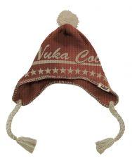 Fallout Ski Čepice Laplander Nuka Cola