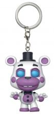 Five Nights at Freddy's Pizzeria Simulator Pocket POP! Vinyl Keychain Helpy 4 cm