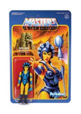 Masters of the Universe ReAction Akční Figure Wave 4 Evil-Lyn 10 cm