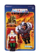 Masters of the Universe ReAction Akční Figure Wave 4 Ram Man 10 cm