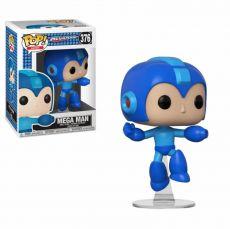 MegaMan POP! Games vinylová Figure MegaMan (Jumping) 9 cm