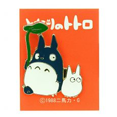 My Neighbor Totoro Pin Odznak Big & Middle Totoro