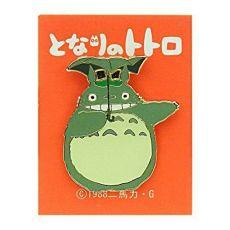 My Neighbor Totoro Pin Odznak Big Totoro