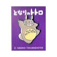 My Neighbor Totoro Pin Odznak Big Totoro Dancing