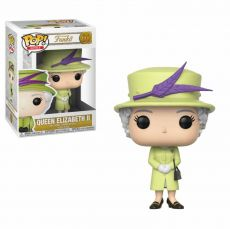 Royal Family POP! vinylová Figure Queen Elizabeth II 9 cm