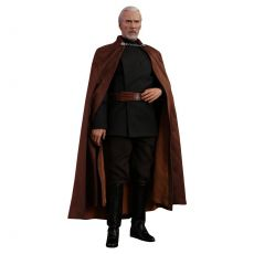 Star Wars Episode II Movie Masterpiece Akční Figure 1/6 Count Dooku 33 cm