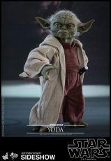 Star Wars Episode II Movie Masterpiece Akční Figure 1/6 Yoda 14 cm