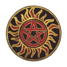 Supernatural Rohožka Anti-Possession Symbol 61 cm