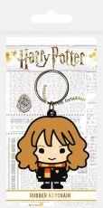 Harry Potter Gumový Keychain Chibi Hermione 6 cm