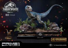 Jurassic World: Fallen Kingdom Soška 1/6 Blue & Blue Exclusive 65 cm Sada (3)