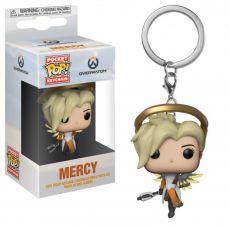 Overwatch Pocket POP! vinylová Keychain Mercy 4 cm
