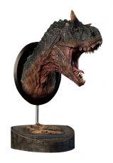 Paleontology World Museum Kolekce Series Bysta Carnotaurus Green Ver. 24 cm