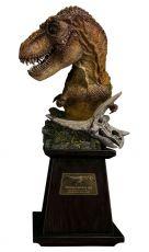 Paleontology World Museum Kolekce Series Bysta Tyrannosaurus Rex Red Ver. 40 cm