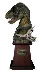 Paleontology World Museum Kolekce Series Bysta Tyrannosaurus Rex Green Ver. 40 cm